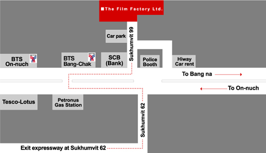 Film Factory Map